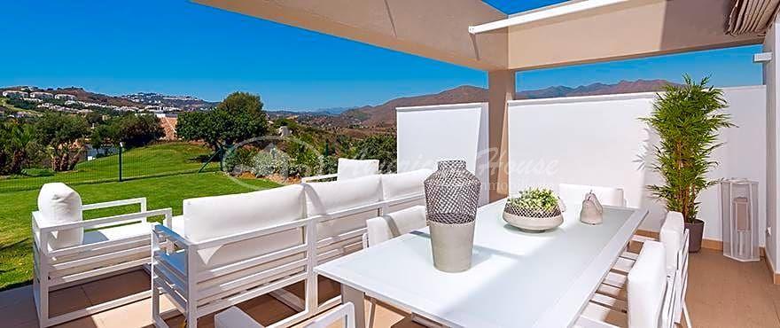 Adosados de Lujo en Venta en La Cala Resort, en el valle de Mijas, Málaga