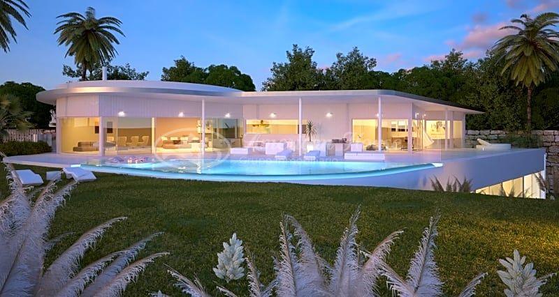 Villas independientes de Lujo en veta en la Reserva del Higuerón, Fuengirola, Málaga