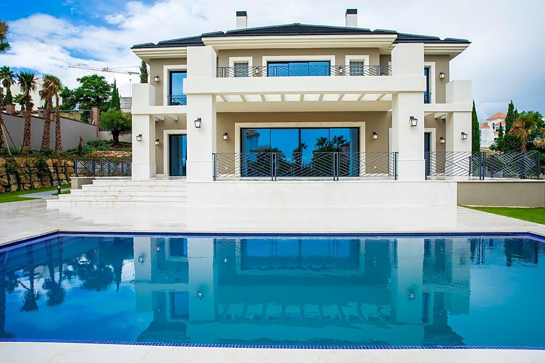 Impresionante villa de nueva construcción, Benahavis,Costa del Sol