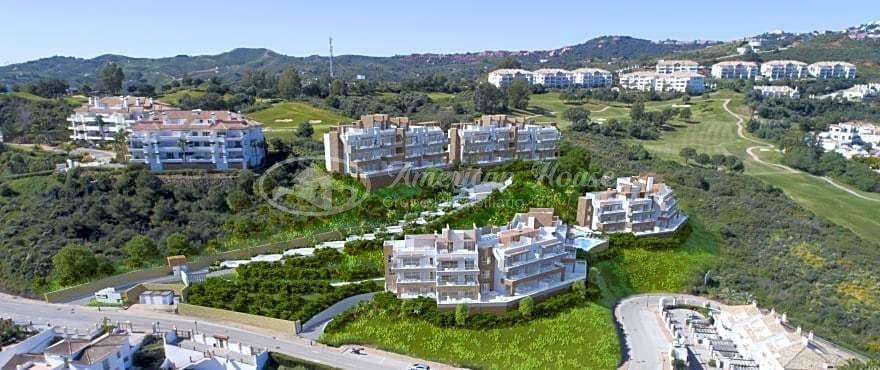 Apartamentos de nueva construcción en venta en la Cala Golf Resort, Mijas, Málaga, Costa el Sol