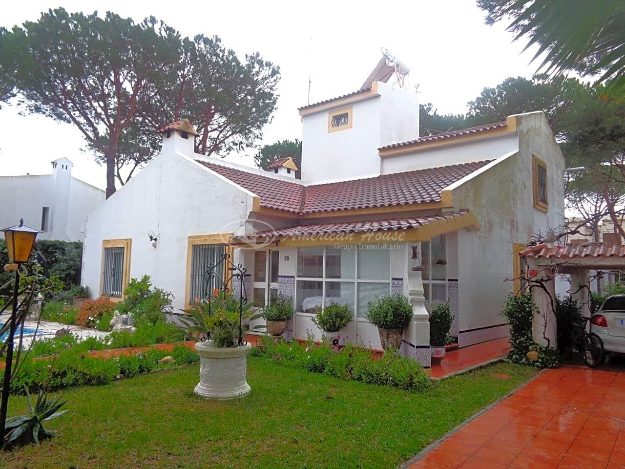 Alquiler de Chalet Vacacional en Roche para Agosto, Conil de la Fra., Cádiz