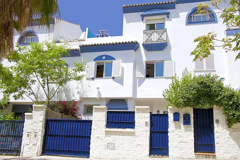 villas en san-pedro-alcantara · calle-principe-de-asturias-29670 495000€