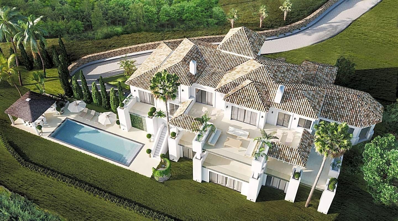 Excepcional Gran Villa en Venta, Benahavis, Marbella, Costa del Sol