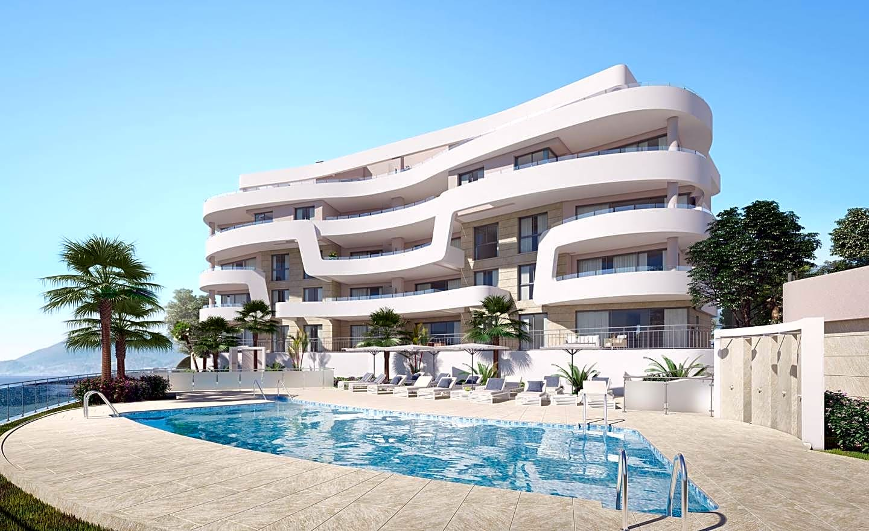 pisos en las-lagunas-de-mijas ·  495000€