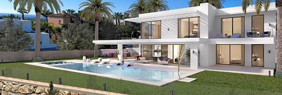 Fantastica Villa en zona de Lujo en primeras calidades, Benahavis, Costa del Sol