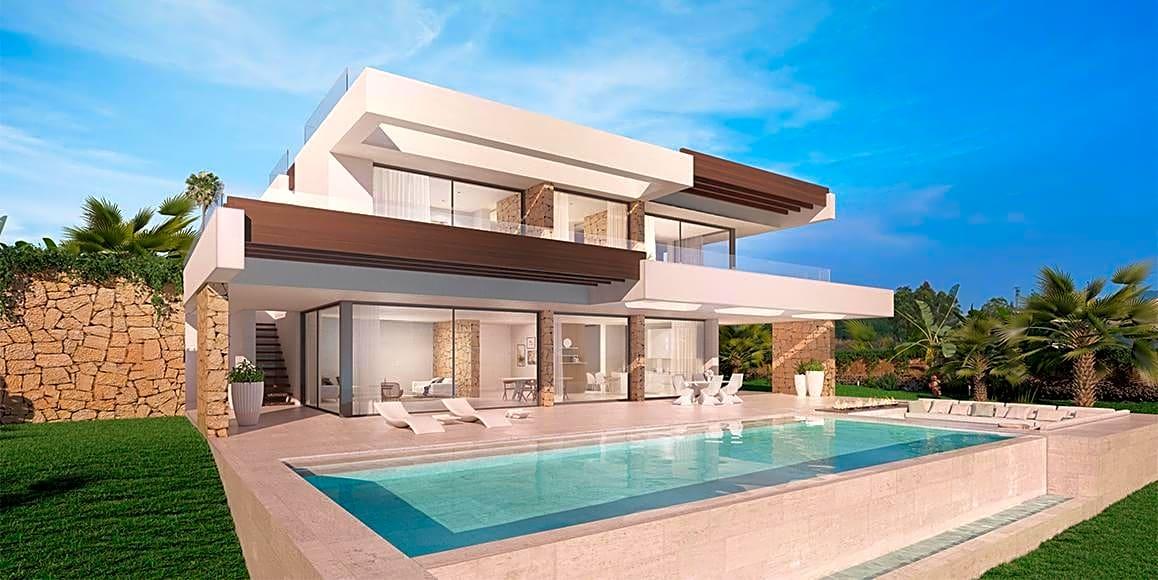 villas en marbella · avenida-de-espana-29604 1300000€
