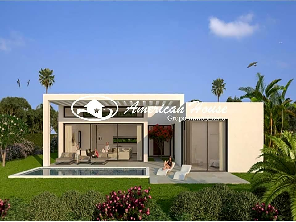 Villas en venta de diseño contemporáneo en Atalaya, Marbella - Estepona