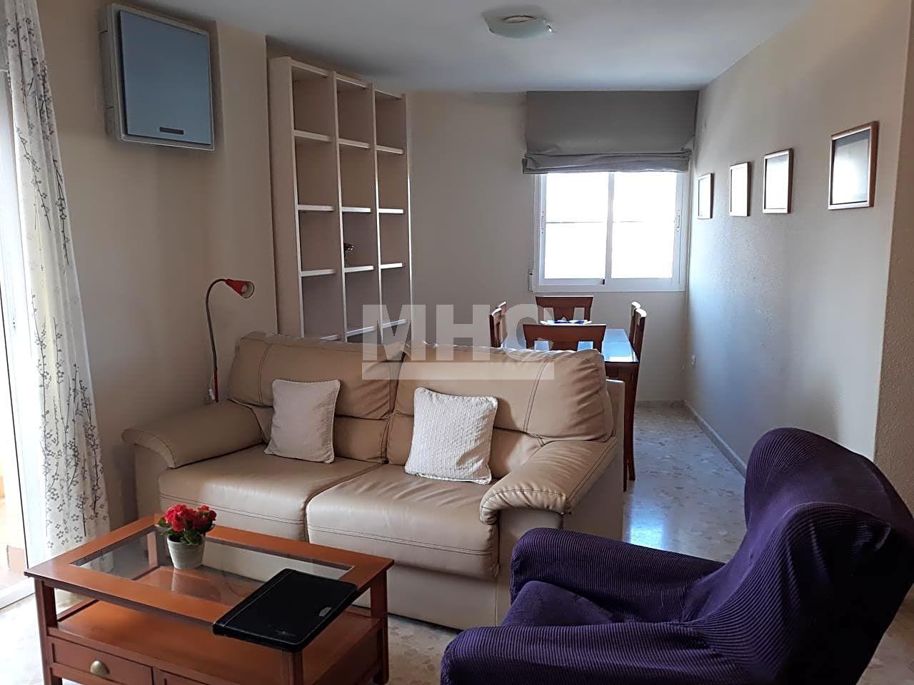 Mhc Servicios Inmobiliarios Piso En Alquiler En Roquetas De Mar  # Muebles Roquetas De Mar