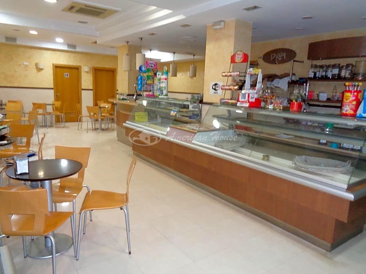 Alquiler de Cafetería y Obrador en Pleno Centro, Chiclana de la Fra., Cádiz