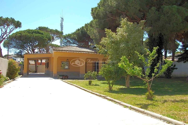 Chalet en Coto la Campa , La Barrosa, Chiclana , Costa de la Luz