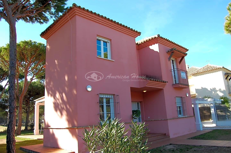Fantástico Chalet en Venta - Urb. Villas Loma de Santipetri , Novo Sancti Petri, Chiclana de la Fra., Cádiz