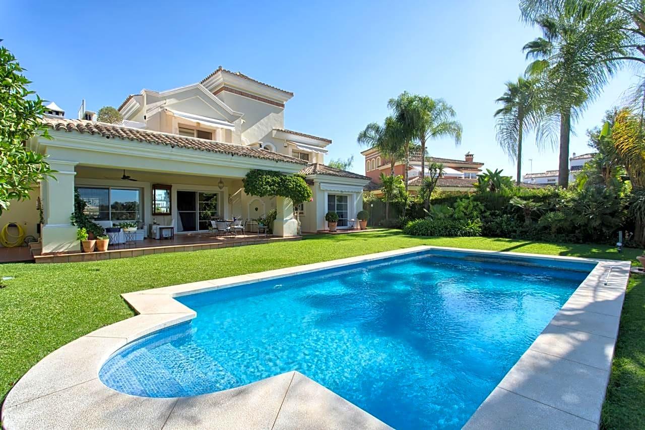 villas en marbella ·  1750000€