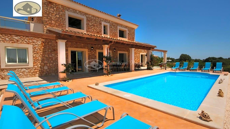Encantadora Villa en venta en Camí des Pins d'en Cantador, Palma de Marca
