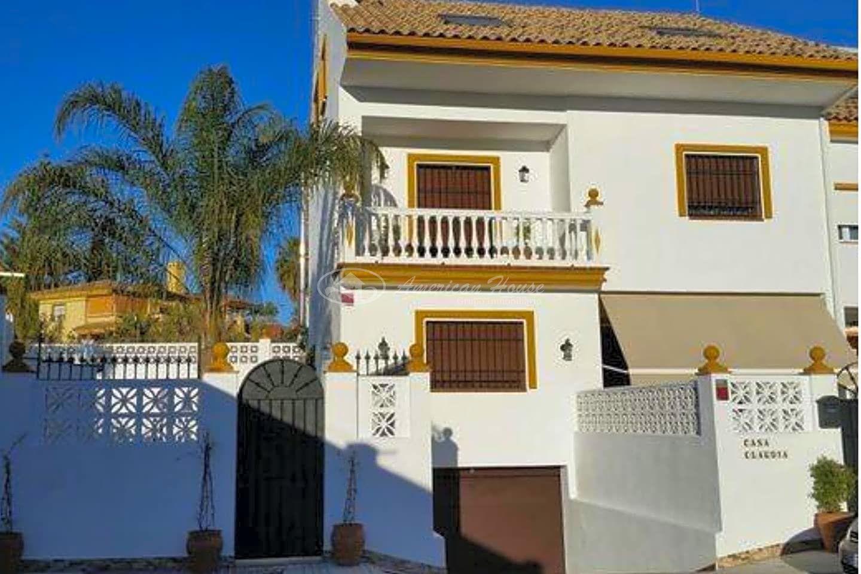 Preciosa casa adosada en Venta en Guadalmina, San Pedro de Alcántara,  Málaga