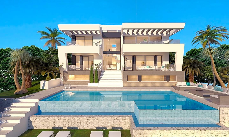villas en mijas ·  992800€