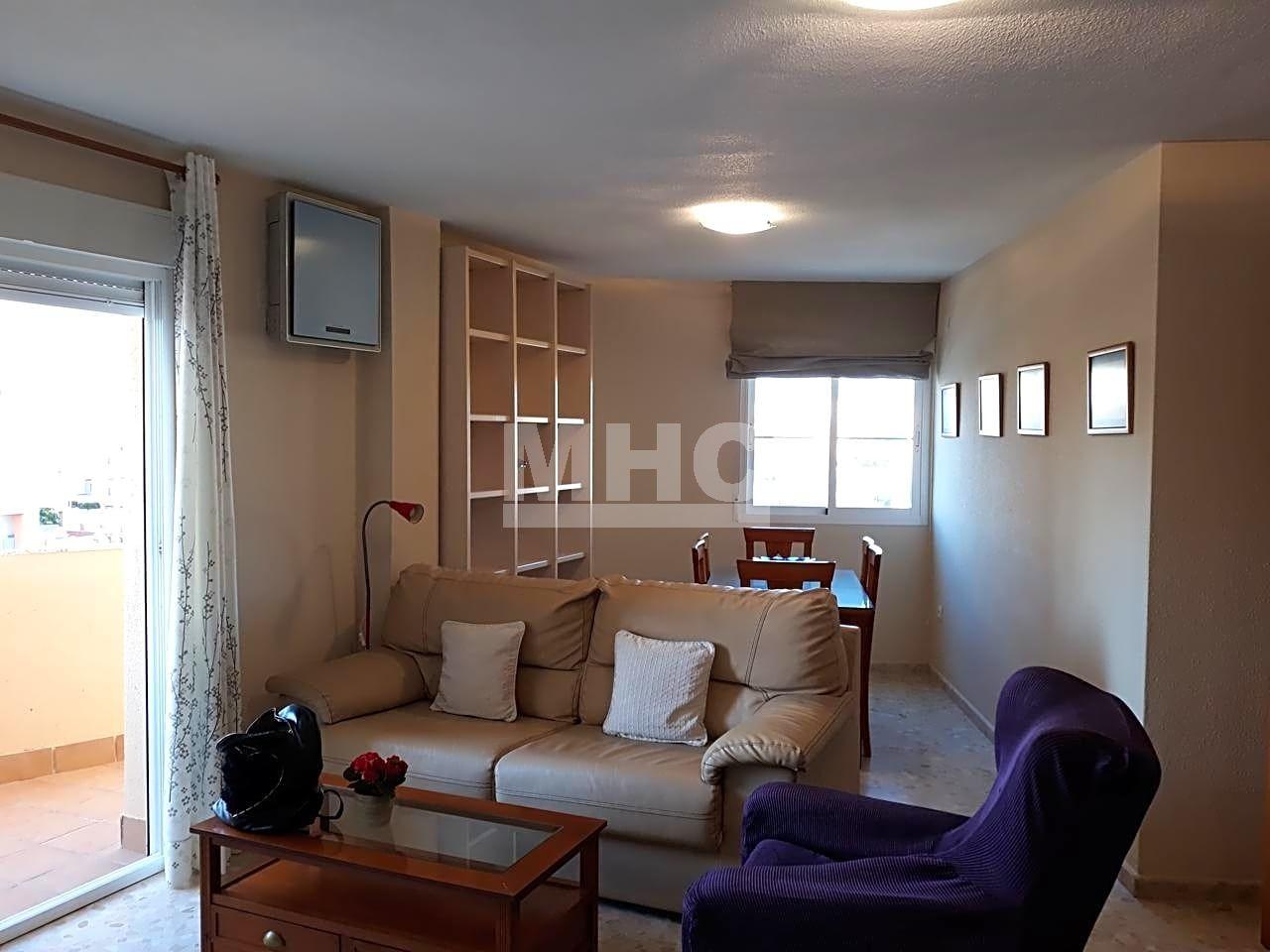 Mhc Servicios Inmobiliarios Piso En Alquiler En Roquetas De Mar