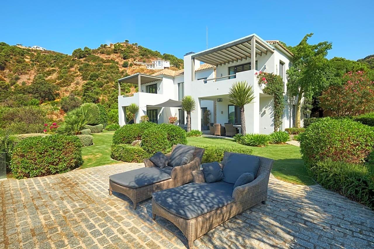 villas en benahavis ·  3450000€