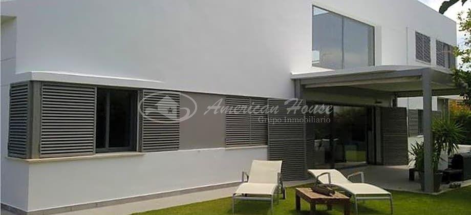 Bonita Villa con estilo moderno en venta en la zona del Águila, El Puerto de Santa María, Cádiz