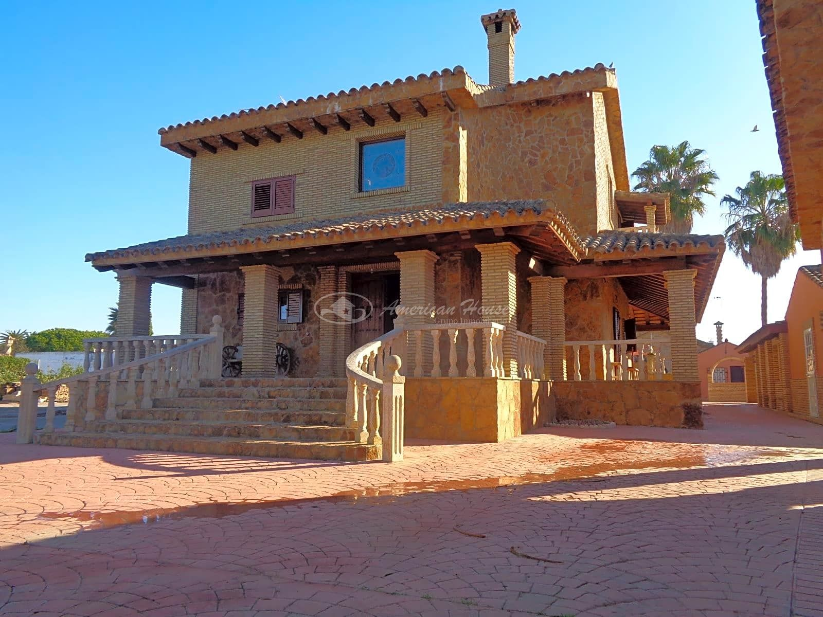 Espectacular Villa en venta en la zona de La Rana Verde, Chiclana de la fra, Cádiz