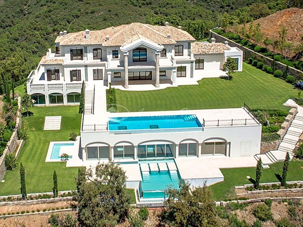 Sorprendente Mansión en venta en la prestigiosa zona de La Zagaleta, Marbella, Málaga