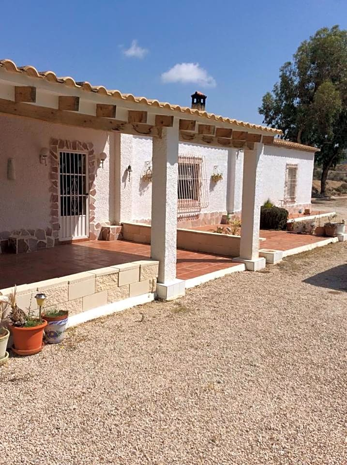 country houses venta in jijona xixona partida de feliu