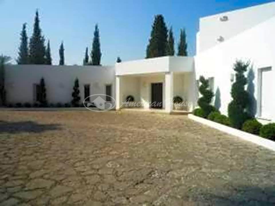 Una propiedad única en Real Club de Golf en Sotogrande Bajo, San Roque, Cádiz, España