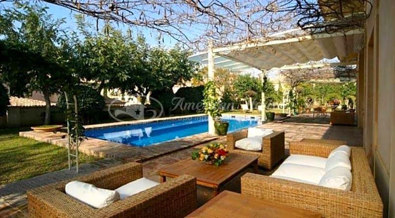 Se vende Magnífica Villa en  la zona de Guadalmina Baja, Marbella, Málaga