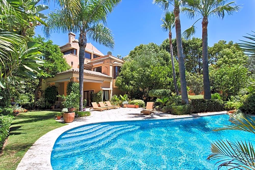 villas en marbella ·  3500000€