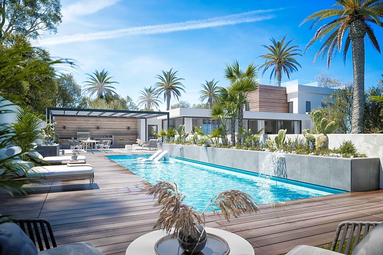villas en marbella · calle-las-gardenias-29660 2975000€