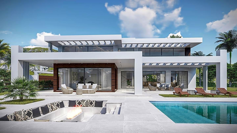 villas en marbella · urbanizacion-hacienda-las-chapas-29604 2525000€