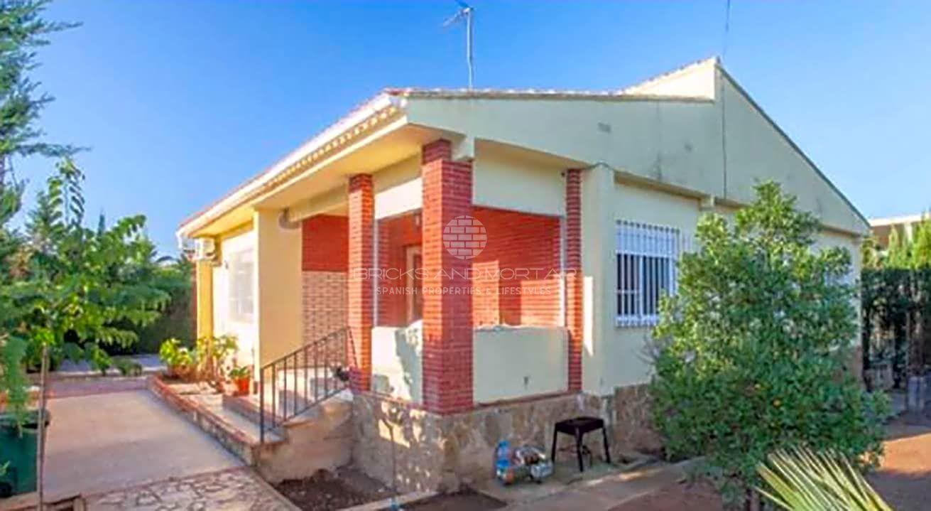 Casa chalet en venta en n quera de 156 m2 - Casas en naquera ...