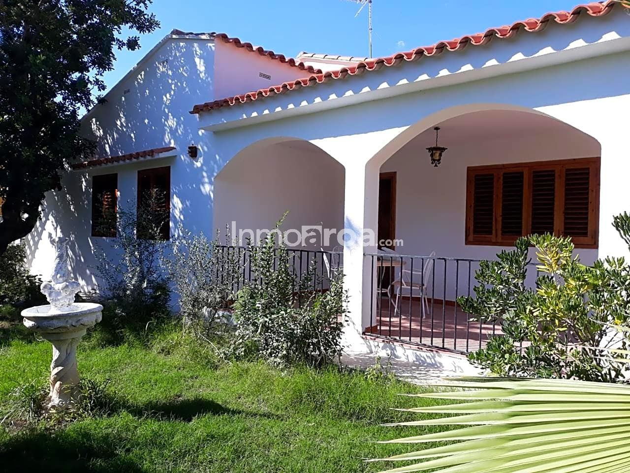 Casa chalet en venta en n quera de 163 m2 - Casas en naquera ...